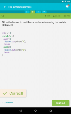 Learn Java 3.5.2