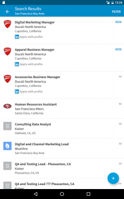 LinkedIn Job Search 1.27.2