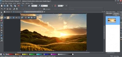 Xara Photo & Graphic Designer 15.1.0.53605