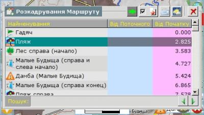 MapTour GPS навигация / GPS мониторинг для Туристов 3.05.00
