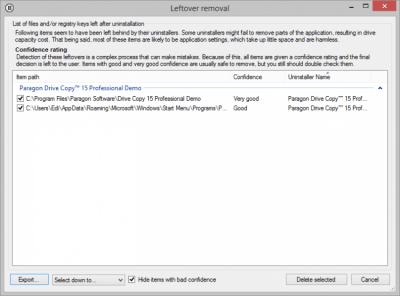 Bulk Crap Uninstaller 4.3