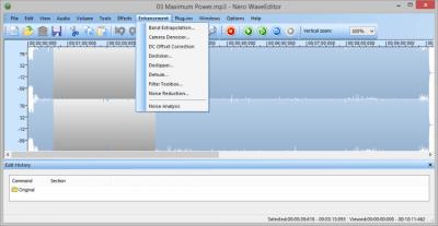 Nero WaveEditor 15.0.6000