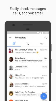 Google Voice 2018.43.217423039