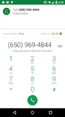 Телефон Hangouts 0.1.100944346