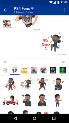 PlayStation Messages 18.09.9.11218