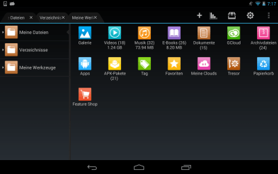 File Expert HD with Clouds 2.3.7