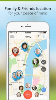 Family Locator - GPS Phone Tracker 4.993