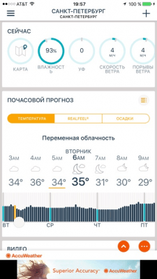 AccuWeather - Weather for Life 12.1.0