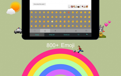 Pусский TouchPal Keyboard 5.8.1.5