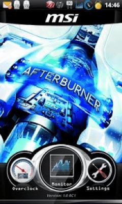 MSI Afterburner APP 1.1