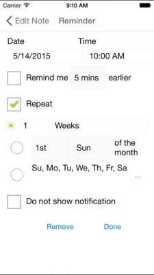 Notezilla - Notes & Reminders 2.1.2