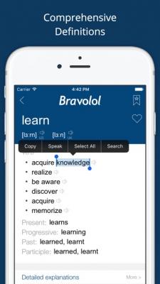 Dictionary & Translator Pro Free - Bravolol 8.1