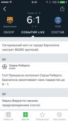 Onefootball - Новости футбола и результаты матчей 11.14