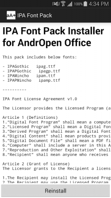 IPA Font Pack 2.1.0