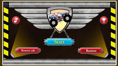 Speedy Truck : Hill Racing 2.10
