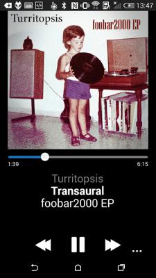 foobar2000 1.1.18