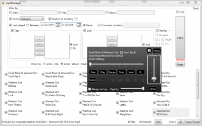 mp3Manager 4.2