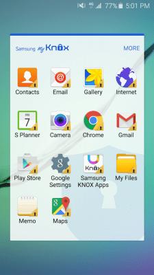 Samsung My KNOX 2.0.18
