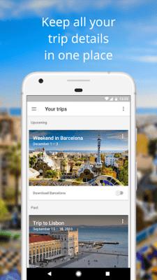 Google Trips 1.11.0.208783295