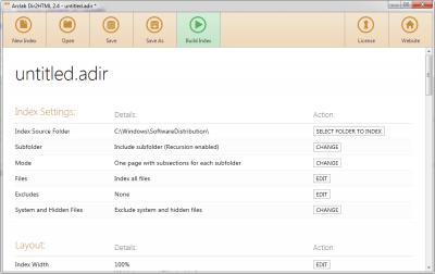Arclab Dir2HTML 3.2