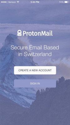 ProtonMail - Encrypted Email 1.9.2