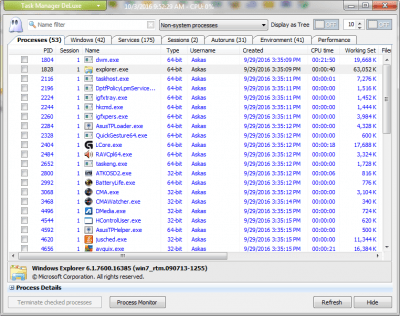 MiTeC Task Manager DeLuxe 2.16.0