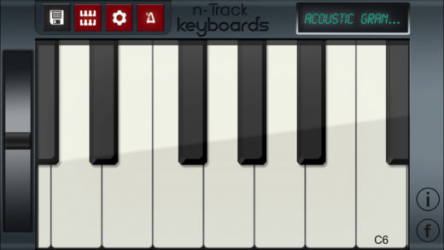 n-Keyboards Free MIDI Synth & Controller 1.1.1