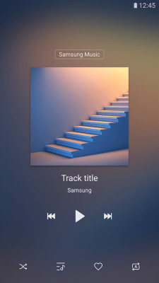 Samsung Music 16.2.14.14