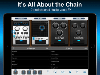 VocaLive FREE for iPad 3.0.1