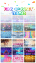 Скачать Rainbow Keyboard - Emojis, GIF, Wallpaper, Theme