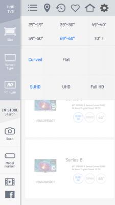SAMSUNG TV & Remote (IR) 4.3