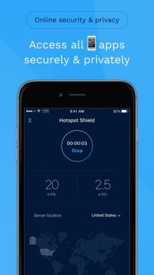 Hotspot Shield 4.1.0