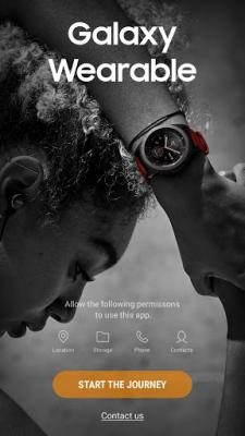 Galaxy Wearable (Samsung Gear) 2.2.21.18080361