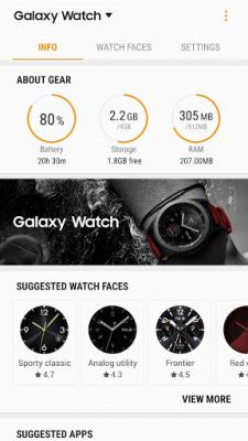 Galaxy Wearable (Samsung Gear) 2.2.24.19031361