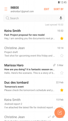 Samsung Email 6.0.00.33