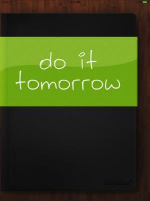 Do it (Tomorrow) HD 2.0.7