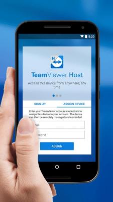 TeamViewer Host 14.2.154