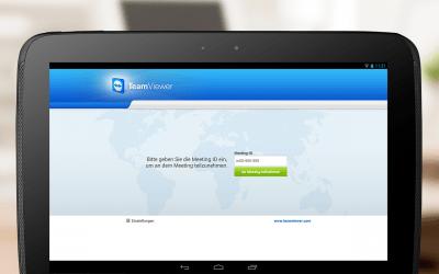 TeamViewer для конференций 10.0.2484