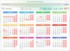 Скачать Производственный календарь