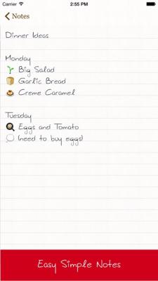 Memo Notepad 0.15.15