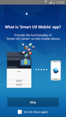 Samsung Smart UX Mobile 1.01.004