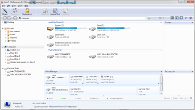 Comfy File Recovery 4.1