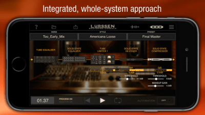 Lurssen Mastering Console 1.1.0