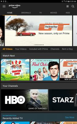 Amazon Prime Video 3.0.221.58341