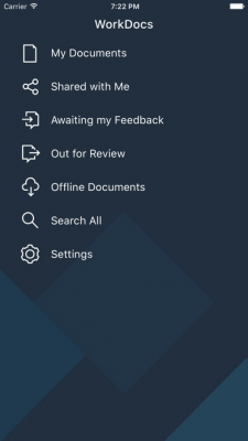 Amazon WorkDocs 1.2.25