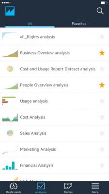 Amazon QuickSight 1.0.5
