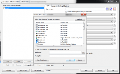 X-Mouse Button Control 2.17