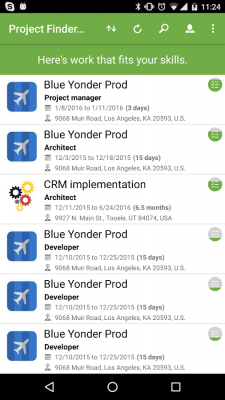 Project Finder for Dynamics365 1.1709.23.1