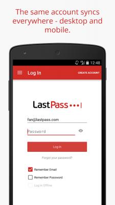 LastPass Password Manager 4.6.2801