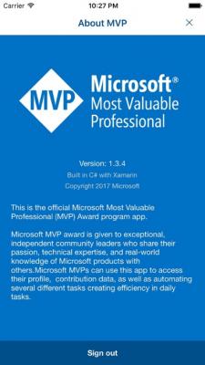 Microsoft MVP Award 2.0
